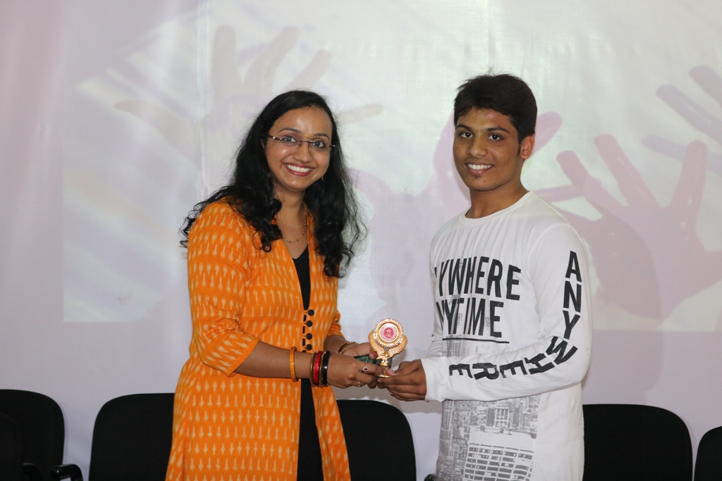 1st prize solo singing