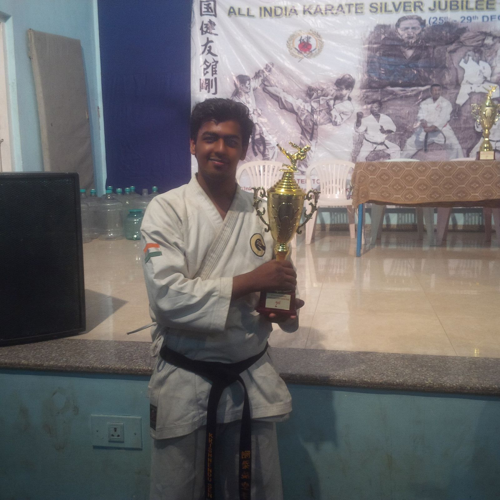national level black belt 2016